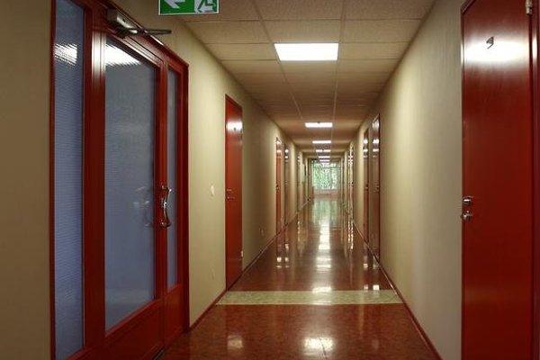 Academus Hostel - фото 10