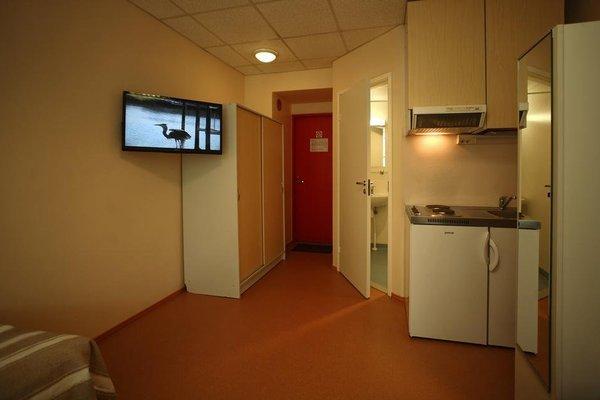 Academus Hostel - фото 5