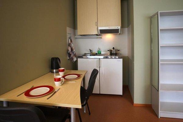 Academus Hostel - фото 6
