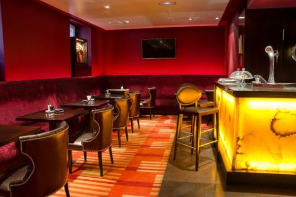 Hotel Boutique Gareus - фото 11