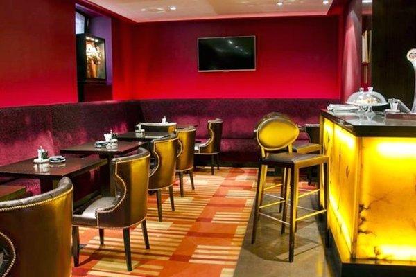 Hotel Boutique Gareus - фото 12