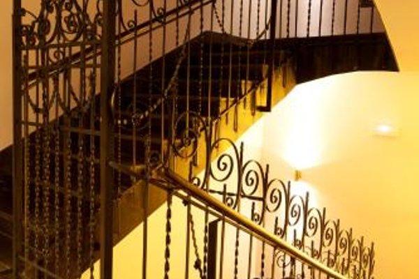 Hotel Boutique Gareus - фото 17