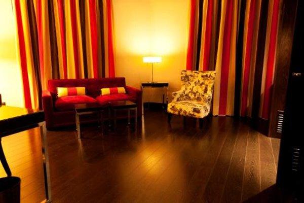 Hotel Boutique Gareus - фото 4