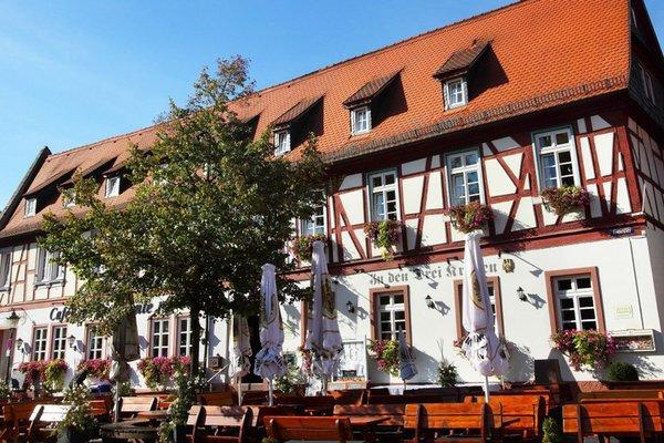 Hotel Zu den Drei Kronen - фото 50