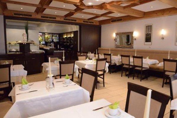 Hotel Zu den Drei Kronen - фото 14