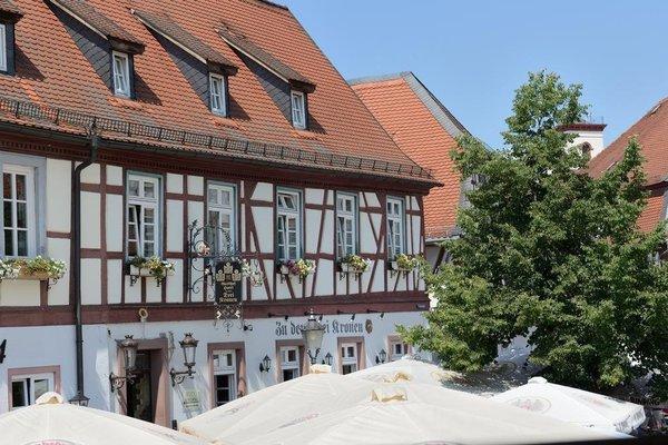 Hotel Zu den Drei Kronen - фото 22