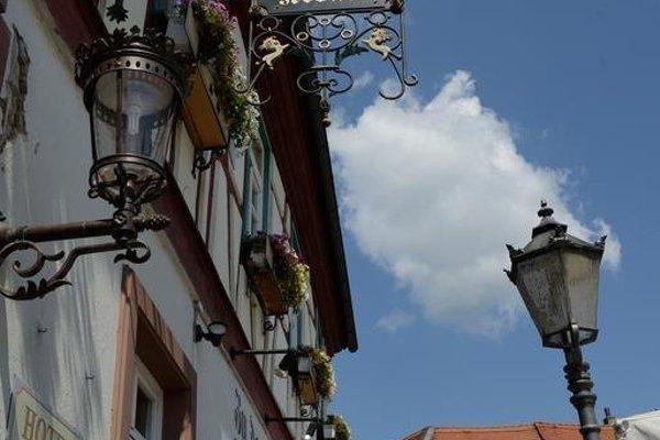 Hotel Zu den Drei Kronen - фото 23