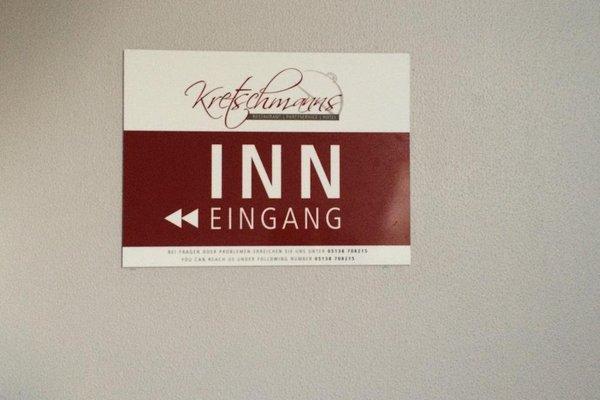 Kretschmanns Hotel - фото 19