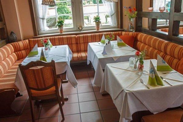 Hotel Gasthaus zur Linde - фото 13