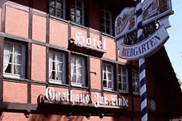 Hotel Gasthaus zur Linde - фото 19