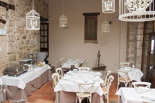 Palacio de Monjaraz (ех. Hosteria Bracamonte) - фото 12