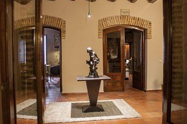 Palacio de Monjaraz (ех. Hosteria Bracamonte) - фото 15