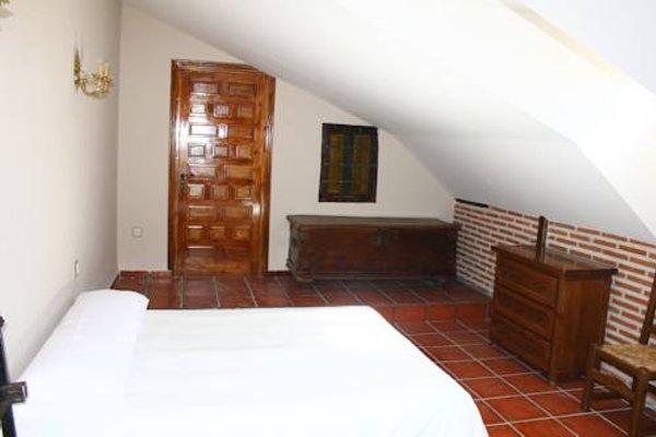 Palacio de Monjaraz (ех. Hosteria Bracamonte) - фото 16