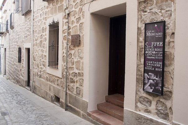 Palacio de Monjaraz (ех. Hosteria Bracamonte) - фото 23