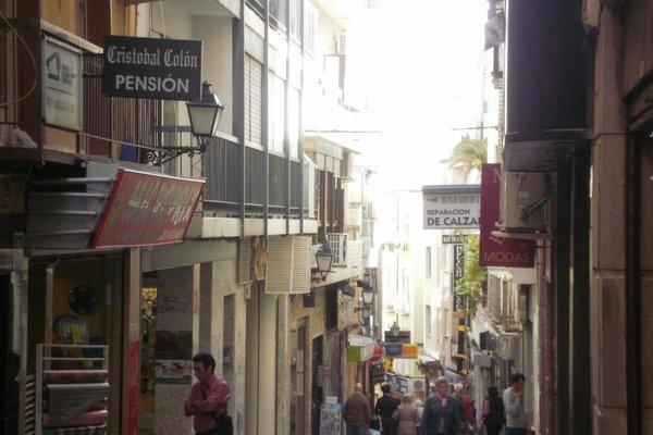 Pension Cristobal Colon - фото 7