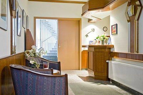 Hotel am Schloss - фото 14