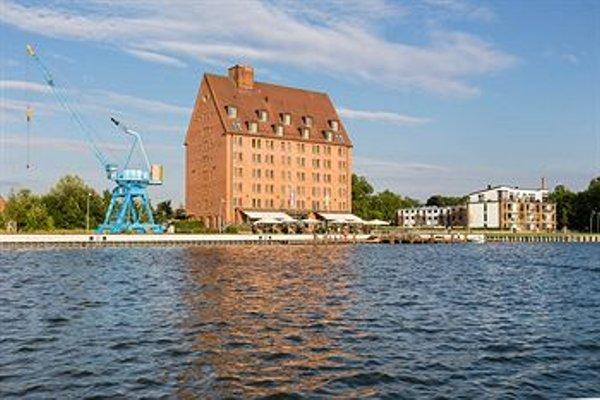 Hotel Speicher am Ziegelsee - фото 22