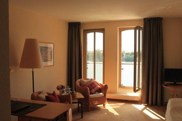Hotel Speicher am Ziegelsee - фото 5