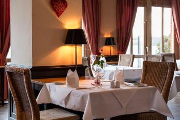 Hotel Speicher am Ziegelsee - фото 8