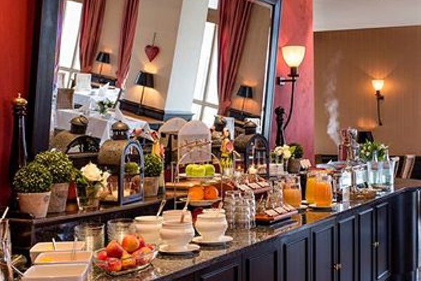 Hotel Speicher am Ziegelsee - фото 9