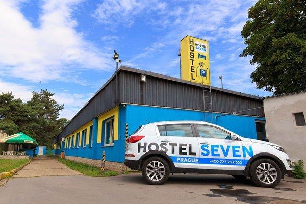 Hostel Seven - фото 22