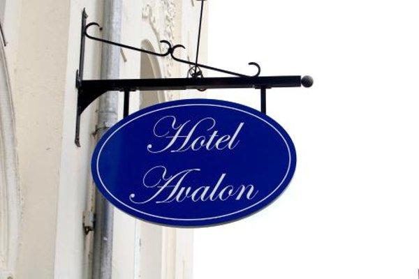 The Avalon Hotel - фото 13