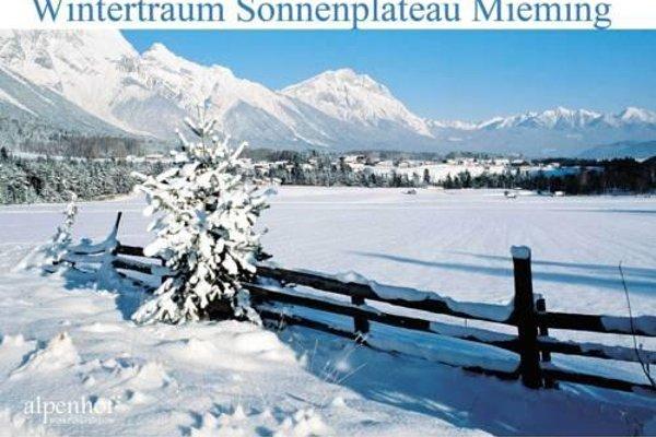 Pension Alpenhof - фото 18