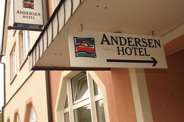 Andersen Hotel Schwedt - фото 8