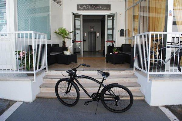 Hotel Sanremo - фото 18