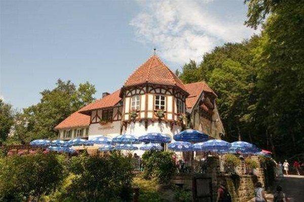 Schlossrestaurant Neuschwanstein - фото 21