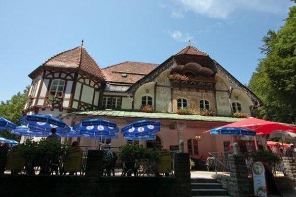 Schlossrestaurant Neuschwanstein - фото 22