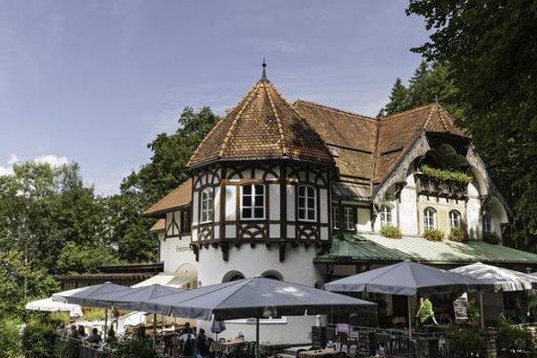 Schlossrestaurant Neuschwanstein - фото 23