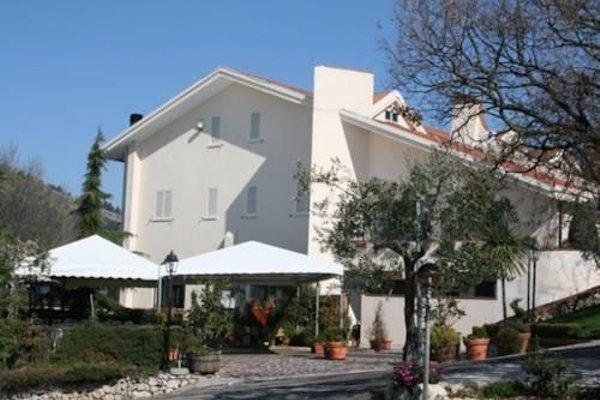 Hotel Nido D'Aquila - фото 11