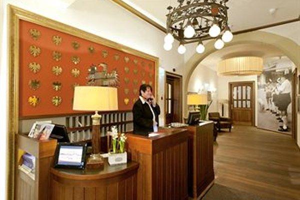 Stadt-gut-Hotel Gasthof Goldener Adler - фото 16