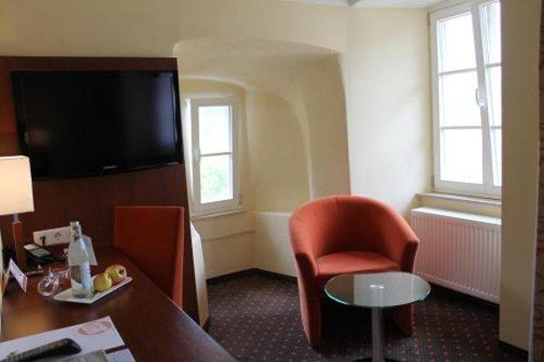 Stadt-gut-Hotel Gasthof Goldener Adler - фото 8