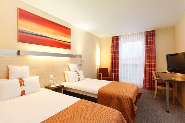 Holiday Inn Express NГјrnberg-schwabach - фото 51