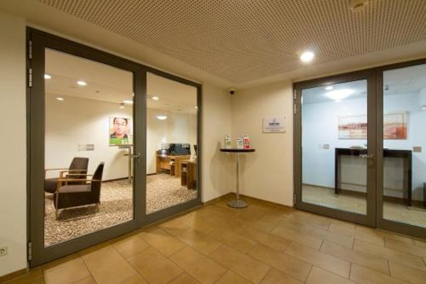 Holiday Inn Express NГјrnberg-schwabach - фото 14