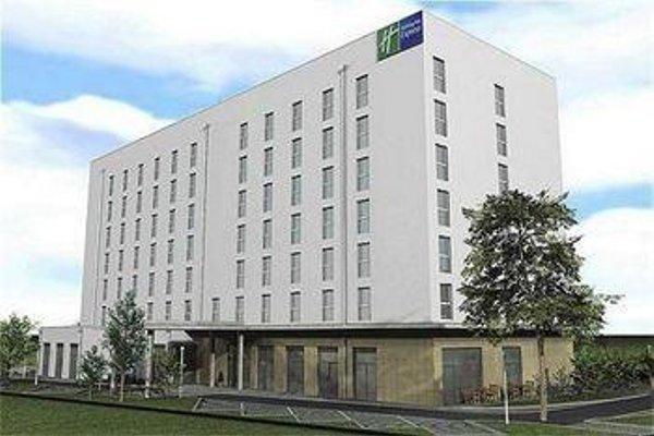 Holiday Inn Express NГјrnberg-schwabach - фото 23