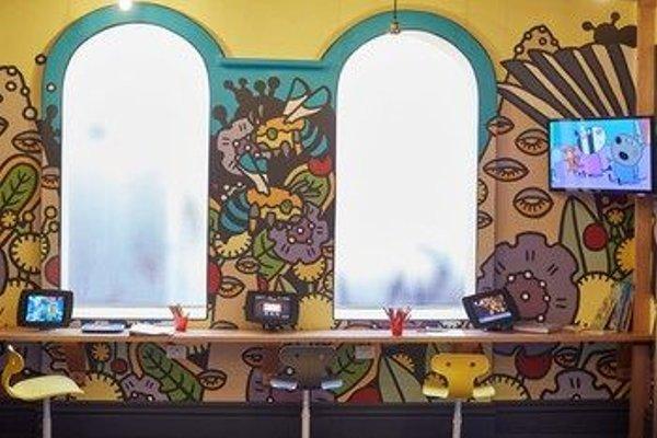 The Rose Hotel & Motel - фото 21