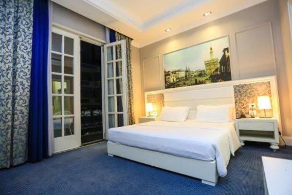Hotel Monarch - фото 14