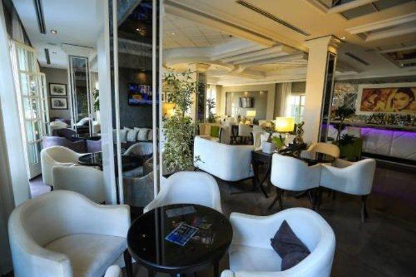 Hotel Monarch - фото 13