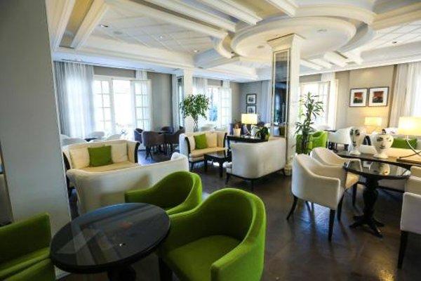 Hotel Monarch - фото 5