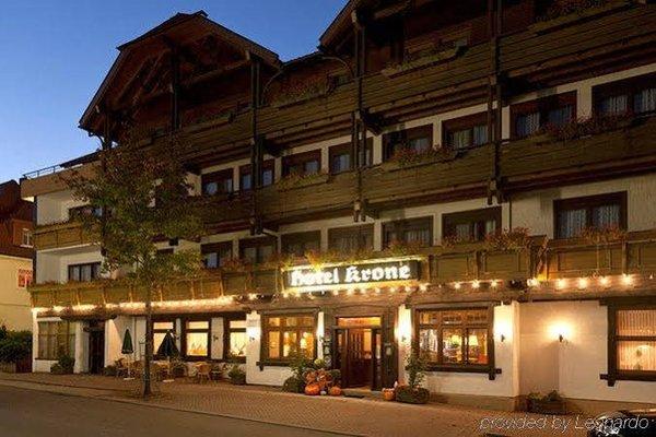 Hotel & Steakhaus Krone - фото 8
