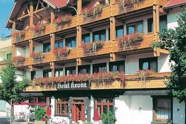 Hotel & Steakhaus Krone - фото 9