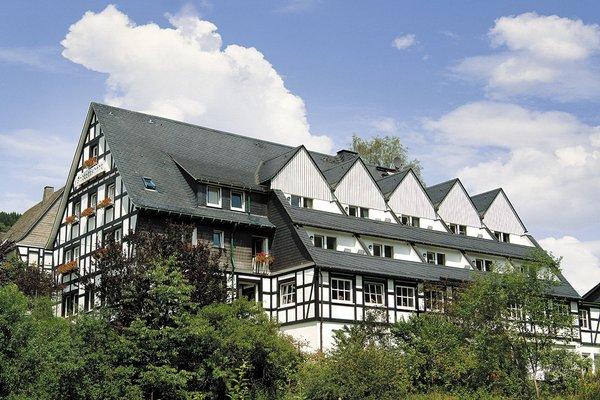 Hotel & Gasthof Hubertushohe - фото 23