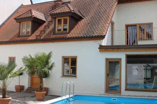 Hotel Gasthof Zum Storch - фото 20