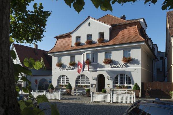 Hotel Gasthof Zum Storch - фото 21