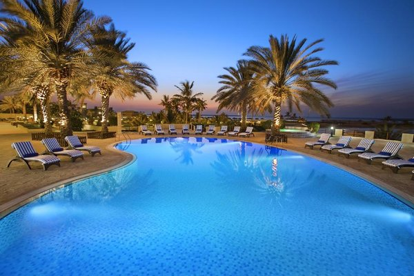 Hilton Al Hamra Beach & Golf Resort (ех. Al Hamra Fort & Beach Resort) - 19