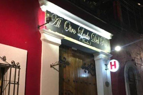 Al Otro Lado del Rio Hotel - фото 18