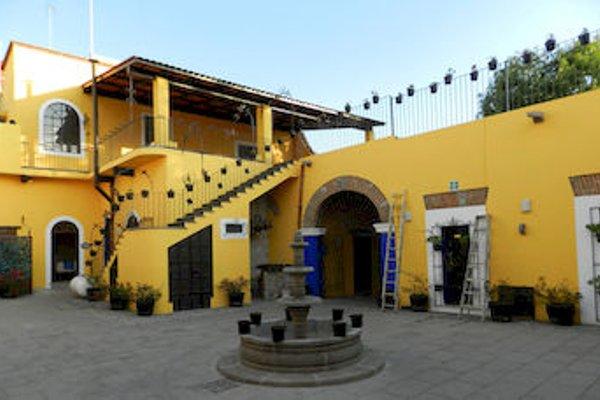 Al Otro Lado del Rio Hotel - фото 23
